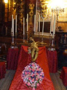El Crucificado de la Fe
