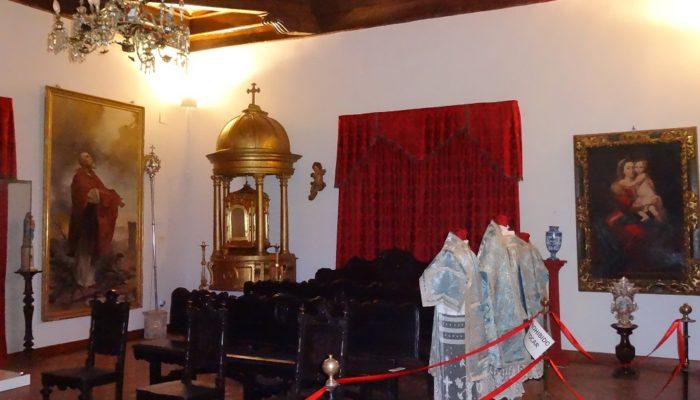 Sala de Cristo Sacerdote