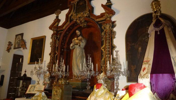 Sala Cristo Sacerdote