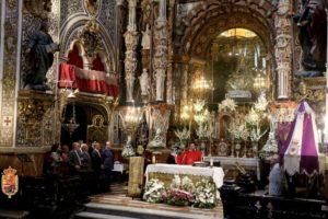 Misa de Hermandad @ Basílica de Nuestra Señora de las Angustias
