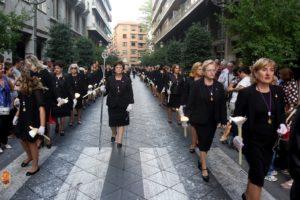 Reunión Hermanas Cofrades @ Salón de actos del Colegio Escolanía de Nuestra Señora de las Angustias