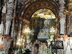 Segundo día de la Solemne Novena a la Santísima Virgen de las Angustias. @ Basílica de la Virgen de las Angustias