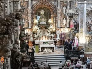 Misa de Hermandad @ Basílica de la Virgen de las Angustias