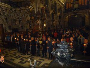 Cultos mensuales y Función Eucarística @ Basílica de la Virgen de las Angustias