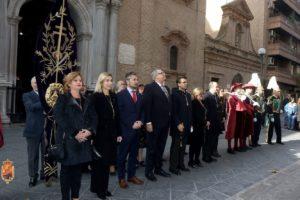 Renovación del Voto de la ciudad @ Basílica de la Virgen de las Angustias