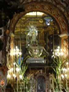 5º día de la Novena @ Basílica de la Virgen de las Angustias