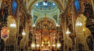 Cultos @ Basílica de la Virgen de las Angustias