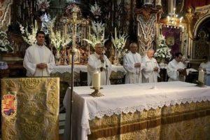 Santa Misa @ Basílica de la Virgen de las Angustias