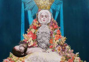 Presentación del cartel de la Ofrenda Floral y Solidaria @ Basílica de Nuestra Señora de las Angustias