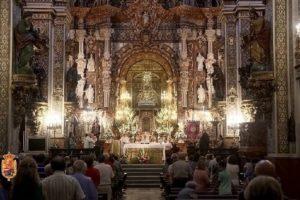 Séptimo día de la Solemne Novena @ Basílica de la Virgen de las Angustias
