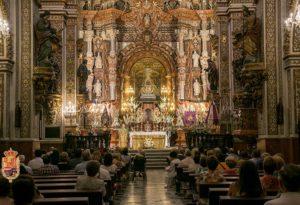 Quinto día de la Solemne Novena @ Basílica de la Virgen de las Angustias